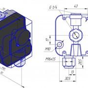 Датчики-реле давления для газа и воздуха РДМ-6 мбар, РДМ-10 мбар, РДМ-50 мбар, РДМ-150 мбар, РДМ-500 мбар фото