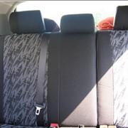Автомобильные чехлы для сидений Тойёта Каролла (Toyota Corolla) фото