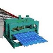 Линия для производства металлочерепицы фото