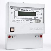 Счетчик электричества СЭ-2А.07.212 фото