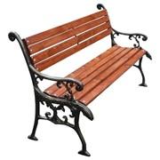 Мебель парковая фото
