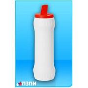 Пластиковая банка для сыпучих продуктов Б5 фото