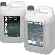 Дым жидкость для дым машин и дымогенераторов Club,s Fog Medium фото