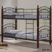Кровать двухъярусная Sofi 90х190 фото