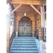 Двери из массива Входные и межкомнатные двери из натурального дерева фото