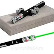 Лазерная указка 200mW (Зелёный луч) фото