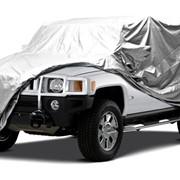 Чехлы тенты /8,00*6,00 на автомобиль Полноразмерный внедорожник типа: Toyota Land Cruiser фото