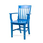Деревянное кресло B-0014 фото