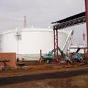 Антикоррозионная защита резервуаров и других технологических конструкций фото