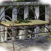 Скамейка № 1 фото