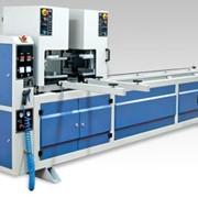 Автоматический двухголовочный сварочный станок Ozgenc фото