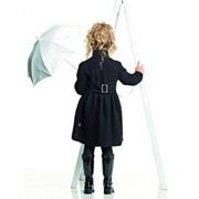 Пальто для девочек фото
