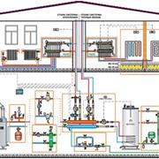Проектирование и монтаж систем отопления водоснабжения, канализации Вашего жилого помещения, офиса, гостиницы, ресторана