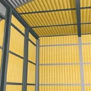 Утепление пенополиуретаном складские помещения фото