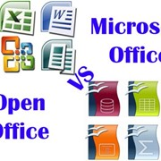 Установка Microsoft Office или OpenOffice фото