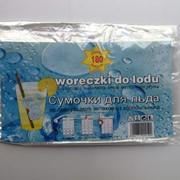 Пакеты для льда фото