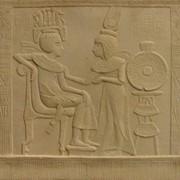 Барельефы Трон Фараона фото