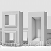Блоки гипсовые фото