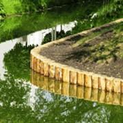Создание озёр, водоёмов и водопадов фото