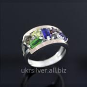 Серебряное кольцо Натюрморт 2 фото