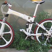 Велосипед LAMBORGHINI, 21 скорость. фото