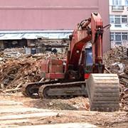 Вывоз мусора строительного фото