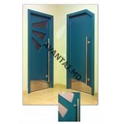Классическая дверь MDF, арт. 46 фото