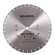 Диск алмазный 500 Hilberg Hard Materials Лазер фото