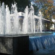 Строительство и реконструкция фонтанов фото