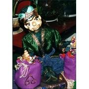 Кукла Восточный торговец фото