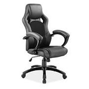 Кресло компьютерное Signal Q-107 (черный) фото