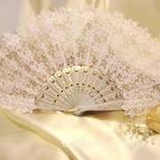 Веера свадебные фото