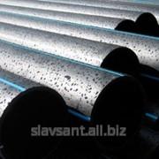 Труба из полиэтилена водопроводная напорная диаметр 280 фото
