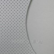 Экокожа Coventry DK.Grey/Perforated 042 фото
