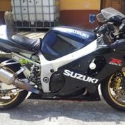 Мотоцикл спортивный SUZUKI GSX-R 1000 фото