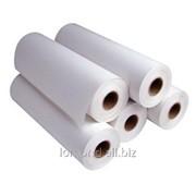 Бумага рулонная 210х70х25 94% белизны 60-65 г/м2 для принтеров фото