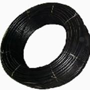 Труба полиэтиленовая фото