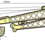 Ремонт и монтаж грузоподъемных кранов, подъемников (вышек), подкрановых путей. фото