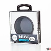 Светофильтр NiSi DUS Ultra Slim PRO MC UV 46mm 989 фото