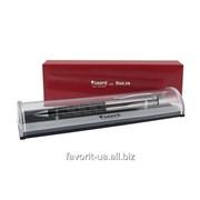 """Ручка подарочная шариковая """"Solid""""арт.AGP1255-A синяя фото"""