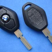 Ремонт, изготовление и продажа авто чип ключей на бмв bmw фото