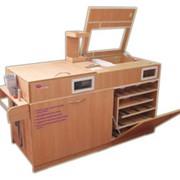 """Установка для изготовления одеял, перин и матрацев из натурального и синтетического наполнителя """"VITA box light"""" фото"""