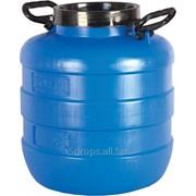 Пластиковая бочка-бидон 30 литров фото