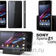 "Телефон Sony Xperia Z1 Compact RAM 2GB ROM 16GB 4G LTE 4.3"" Черный REF 86865 фото"