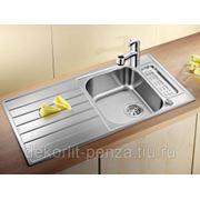 """Кухонная мойка """"Blanco"""" livit 6 s Centric, полированная сталь"""