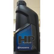 Двухтактное масло Husqvarna HP, 1л (Присадка к топливу Husqvarna 1 л.) фото