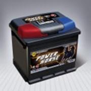 Стартерные аккумуляторы. фото