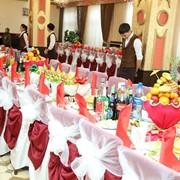 Проведение свадебных банкетов фото