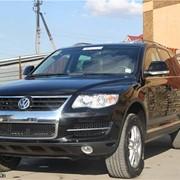 Volkswagen Touareg 2008 год фото