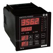 Универсальный измеритель-регулятор температуры, давления восьмиканальный Овен ТРМ138-И.Щ7 фото
